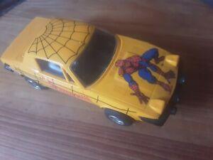 SCALEXTRIC CAR SPIDERMAN TR7 SCALEXTRIC SLOT CAR