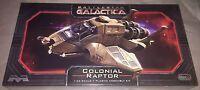 Moebius Battlestar Galactica Raptor 1/32 scale plastic model kit new 962