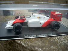 McLAREN TAG TURBO MP4/2C - 1986 scala 1/43