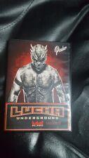Lucha Underground Complete Season 2  On 4 Disc DVD  PWG AEW Revolution NJPW ROH