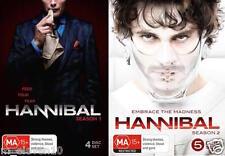 Hannibal SEASON 1 - 2 : NEW DVD