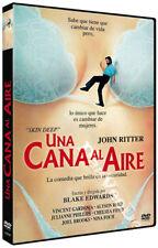 Skin Deep NEW PAL Classic DVD Blake Edwards John Ritter Alyson Reed J. Phillips