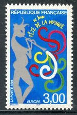 STAMP / TIMBRE FRANCE NEUF N° 3166 ** EUROPA / FETE DE LA MUSIQUE LE 21 JUIN