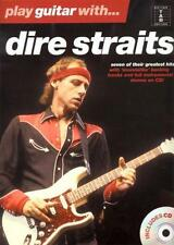 Play Guitar With... Dire Straits - Guitar Tab Edition (Book & CD)