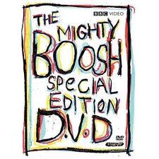 THE MIGHTY BOOSH: SEASONS 1-3 (NEW DVD)
