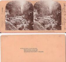 WALES ENGLAND, STEREOVIEW