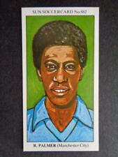 The Sun soccercards 1978-79 - Roger Palmer - Manchester City #882