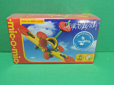 Mic-O-Mic 089.007 avion Libellule Figurine Schtroumpf ange 20212 Schleich Smurf