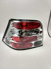 VW GOLF MKIV  TAIL LIGHT SET  CHROME