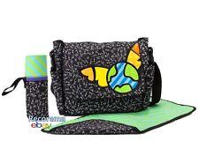 Romero Britto Baby Diaper Messenger Bag & Bottle Holder * New *