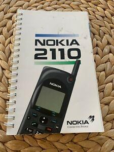 Bedienungsanleitung für Nokia 2110
