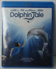 Dolphin Tale Blu-ray - excellent condition!
