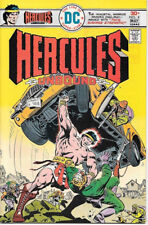 Hercules Unbound Comic Book #4 DC Comics 1976 VERY FINE/NEAR MINT