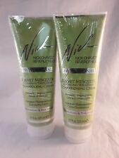 Nick Chavez VELVET MESQUITE Thickening Shampoo Conditioning Cream Thickening Set
