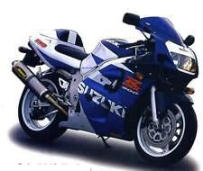 Suzuki GSX-R600V 1997-2000  Workshop Repair Manual On CD