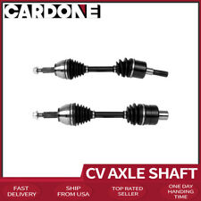 Cardone CV Axle Shaft Front Left+Right X2 Fits 2002-2003 FORD EXPLORER UU26