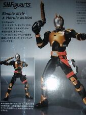 S.H. Figuarts Masked Kamen Rider 555 Faiz Riotrooper OOO 1 2 V3 W Ryuki Knight