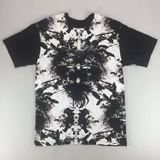 Crooks & Castles Illusions T-Shirt In Black Sizes M
