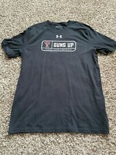 Under Armour Men's Texas Tech Red Raiders Short Sleeve Shirt NWT Large