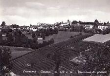 CAMERANO - CASASCO (ASTI) - PANORAMA - RARA CARTOLINA - ANNI '50