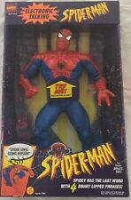 "Spider-Man Electronic Talking 20""Figure.item No.47361"