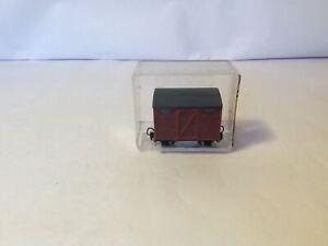 009/ Hoe Egger Bahn Box Van With Box
