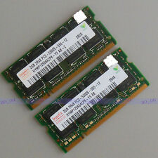 Hynix 4GB (2X2GB) DDR2 667Mhz PC2-5300 Sodimm Laptop Notebook Memory Ram Non-Ecc