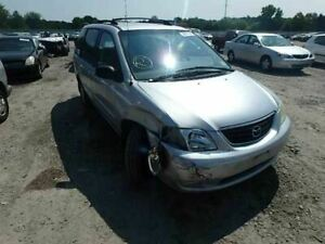 Driver Left Rear Side Door Electric Fits 00-01 MAZDA MPV 299537