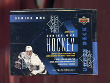 1993-94 Upper Deck Hockey set Wax JUMBO Pack Box Series 1 One 1994 Hat Tricks