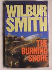 The Burning Shore, Smith, W, Very Good Book