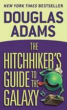 NEW The Hitchhiker's Guide to the Galaxy By Douglas Adams Paperback