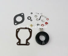 Carburetor Carb Rebuild Kit with Float for Johnson Evinrude 398453 4-15 hp New