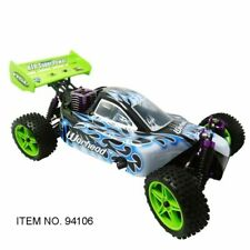 HSP Rc Car 1/10 Scale Nitro Power 4wd Remote Control Off Road Buggy High Speed