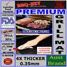 BBQ Grill Mat Rigid PREMIUM (4 x Thicker) Non Stick Mat +Money Back Guarantee