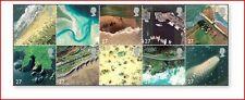 GBR0203 Ocean shore 10 stamps