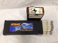 """Qty (136) Hobart 1/8"""" X 14"""" E6011 335A Stick Electrode Welding Rod (approx 9lbs)"""