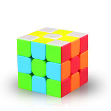 QiYi 3x3x3 Magic Cube Smooth Speed Cubes Professional Puzzle Twsit Game Kids Toy