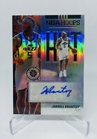 2019-20 Panini Nba Hoops Jarrell Brantley Rookies Hot Signatures Card Utah Jazz