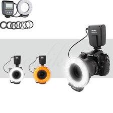 Meike FC110 LED Macro Ring Flash Light FC-110 for Canon EOS Nikon Pentax Olympus