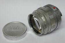 Leitz / Leica Summilux M 1,4 / 50  mm  Objektiv Made in Germany