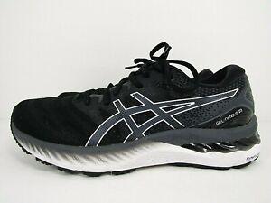 WOMEN'S ASICS GEL NIMBUS 23 size 10 ! WORN LESS THAN 15 MILES !RUNNING SHOES!