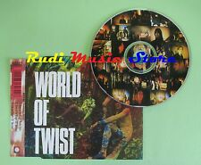 CD singolo WORLD OF TWIST sons of the stage UK 91 CIRCA no vhs lp mc(S18)