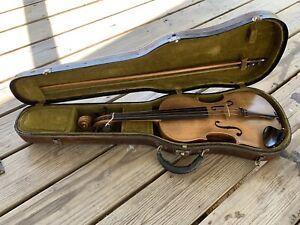 antique violin for repair