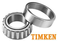 32005x 25x47x15mm Timken Single Row Taper Roller Bearing