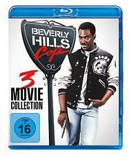 Blu-ray * BEVERLY HILLS COP 1-3 TRILOGIE (3 ON 1) - EDDIE MURPHY # NEU OVP +