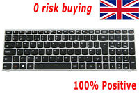 For Lenovo Ideapad 300-15 500-15ISK E50-70 Keyboard Slovenian Croatian Backlit