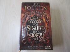 J. R. R. Tolkien - DIE LEGENDE VON SIGURD UND GUDRÚN - HC - Hobbit Presse