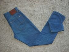Mens Tommy Hilfiger Denim Scanton Griswold Raw Jeans in Blue - Size 31x32