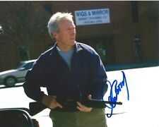 Clint Eastwood signed Gran Torino 8x10 Photo - In Person Proof
