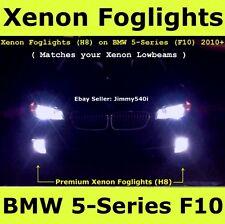 """XENON FOGLIGHTS"" for 2016/2015/2014/2013/2012/2011 BMW 528i (F10) 5-Series 528"